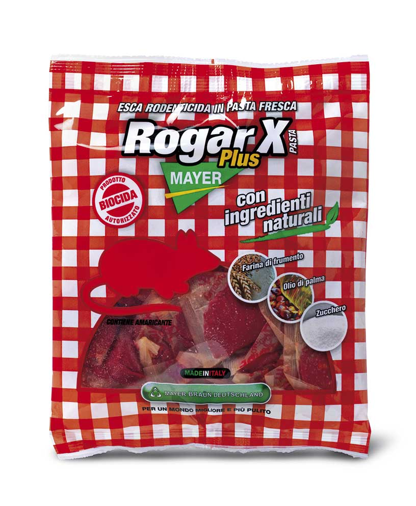 Rogar X Plus Pasta