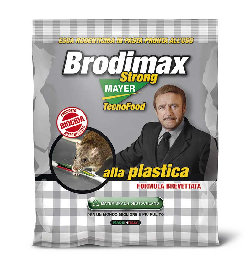 Brodimax Strong Tecno Food