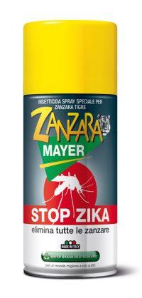 ZanzaraMayer Stop Zika